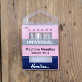 Needles - Sewing Machine Needles