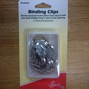 Pins - Binding Clips