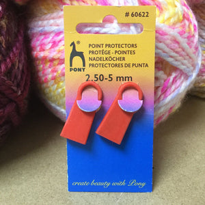 Pony Point protectors 2.50-5mm