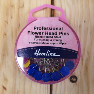 Professional Flower Head Pins