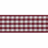 Ribbon - Gingham Ribbon - Large Check