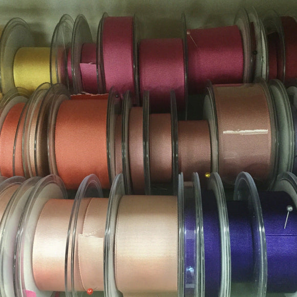 Ribbon - Grosgrain Ribbon 10mm