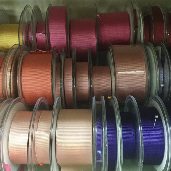 Grosgrain Ribbon 6mm