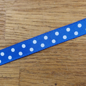 Ribbon - Narrow Polkadot Ribbon