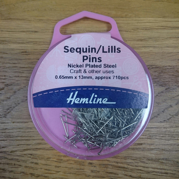 Sequin/Lills Pins