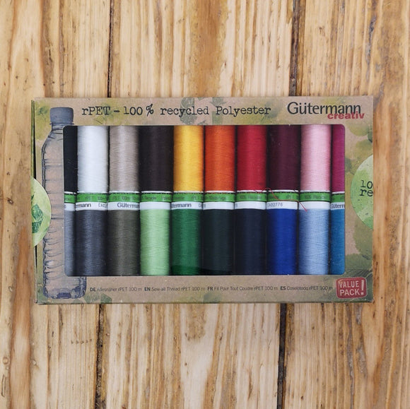 Sewing Thread - Gutermann Gift Sets