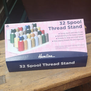 Spool Stand - 32 Spool Thread Stand