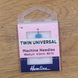 Twin Machine Needles - Universal