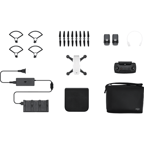 DJI Spark - Fly More Combo (Refurbished)
