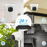 Reolink 8CH 5MP PoE Surveillance Security Camera System