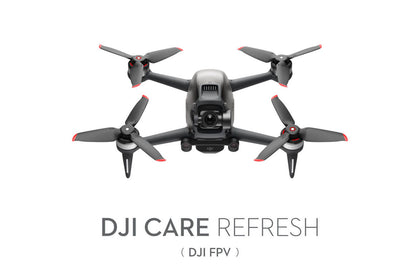 DJI Care Refresh 1-Year Plan (DJI FPV)