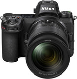 Nikon Z7 Mirrorless Camera 4K Video With Nikkor 24-70mm Lens