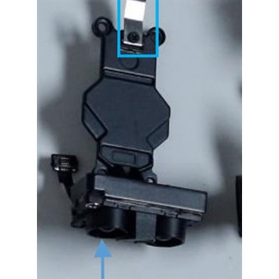 DJI Mavic 2 Backward and Lateral Vision System Module