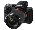 Sony Alpha a7 IIK E-mount Mirrorless Camera with 28-70mm Lens