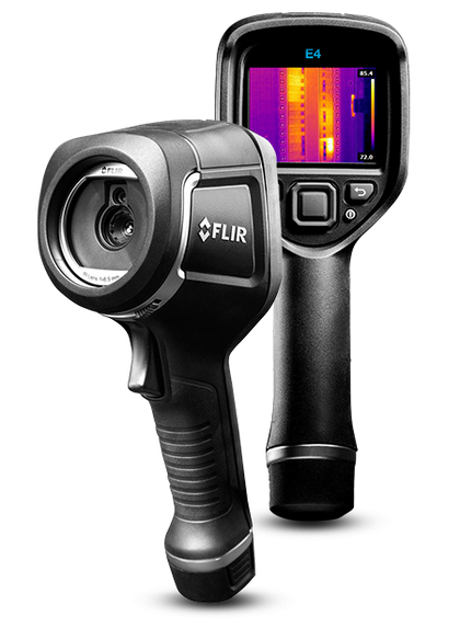 FLIR E4 Thermal Camera with MSX and WIFI