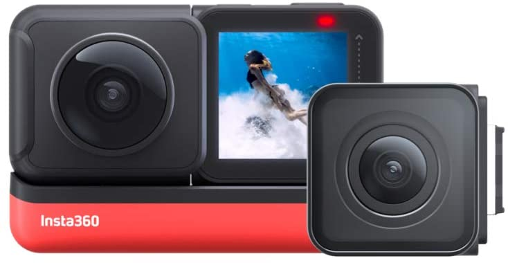 Insta360 One R Twin Action Camera