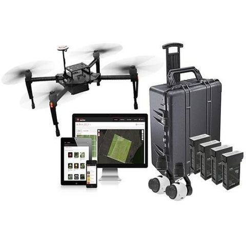 DJI Smarter Farming Package (Matrice 100 based) for Agriculture