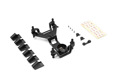 DJI Inspire 1 Part 02 - Zenmuse X5 Gimbal Vibration Absorbing Board