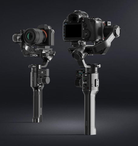DJI Ronin-S -- Three-Axis Motorized Gimbal Stabilizer - Now in stock.