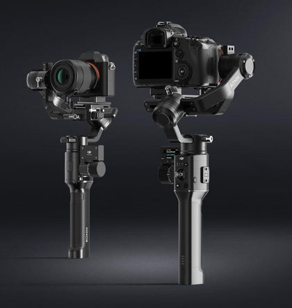 DJI Ronin-S -- Three-Axis Motorized Gimbal Stabilizer (USED)