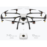 DJI AGRAS MG-1P - Octocopter Argriculture Drone