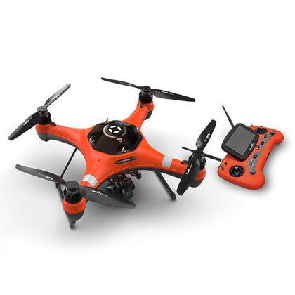 Swellpro Splash Waterproof Drone 3 Plus with Trollsafe