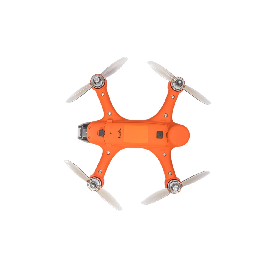 Swellpro Spry+ Waterproof Sports Drone