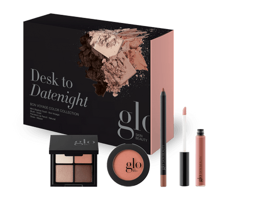 Glo Desk to Datenight - Bon Voyage