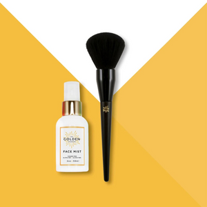 Golden Standard - Face Mist with Brush
