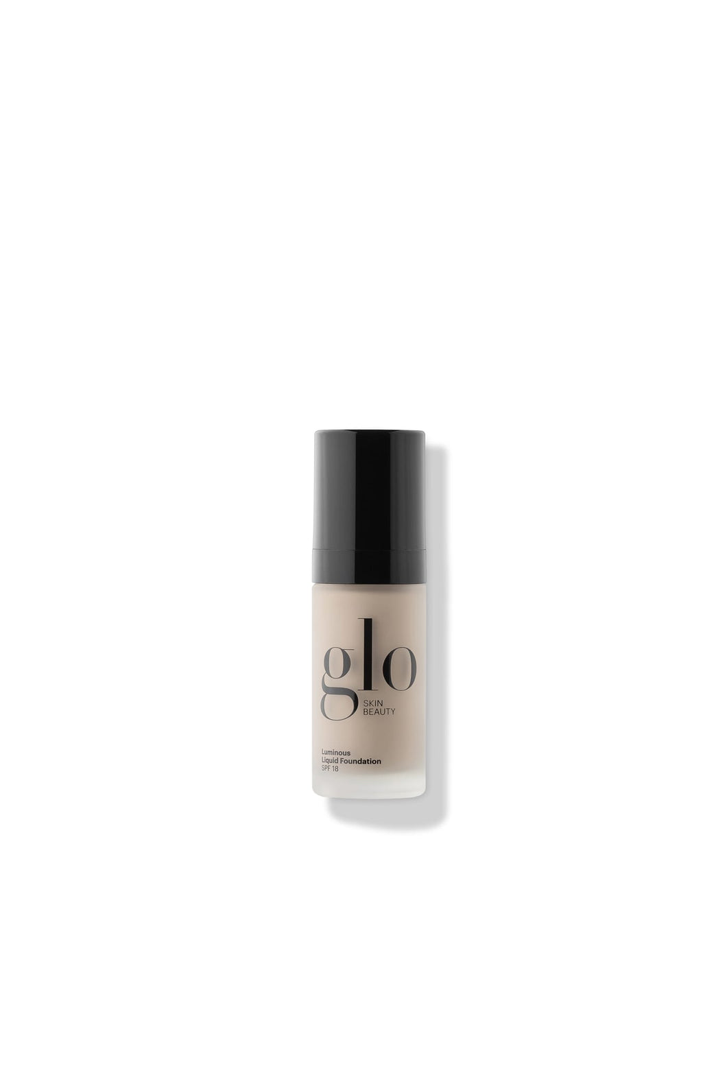 Glo Luminous Liquid Founation SPF 18 - Porcelain