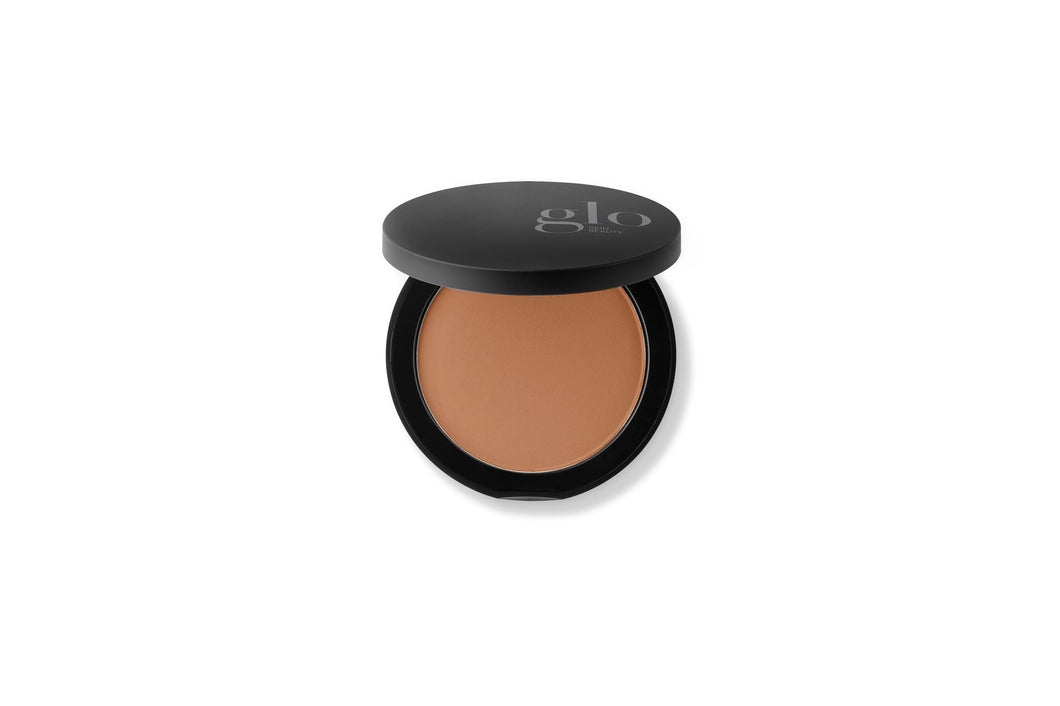 Glo Pressed Base - Tawny Medium