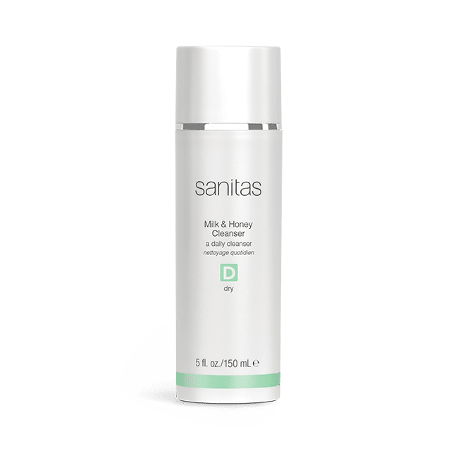 Sanitas Milk & Honey Cleanser