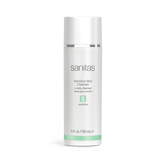 Sanitas Sensitive Skin Cleanser