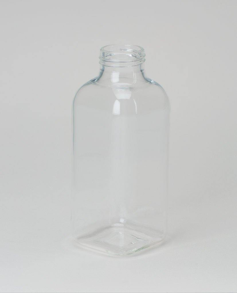 beVIVID glass bottle spare part 500 ml
