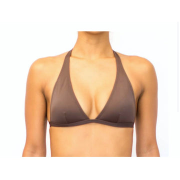 Halter Chocolate Solid