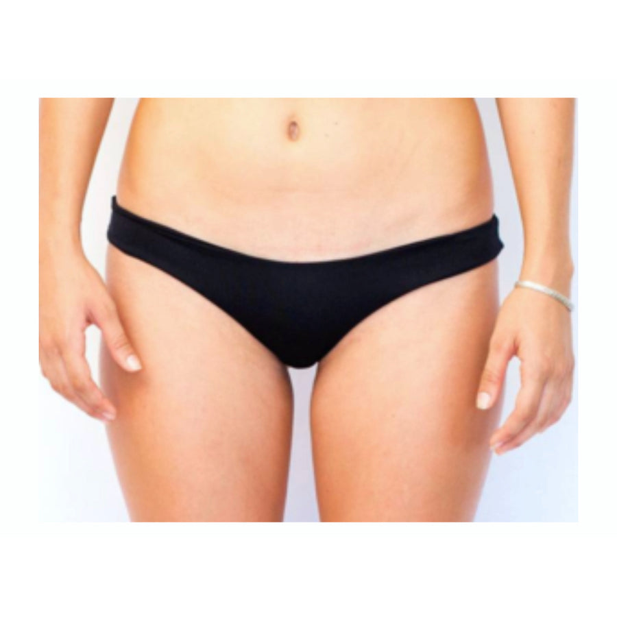 Reversible Skimpy Brazil Black Solid
