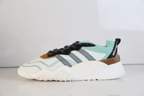 Adidas AW Alexander Wang Turnout Trainer White Clear Mint Black DB2613