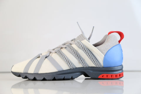 detailed look 11d25 5c93c Adidas Consortium AD Parallel Dimension AdiStar Comp ADV Core White BY9836