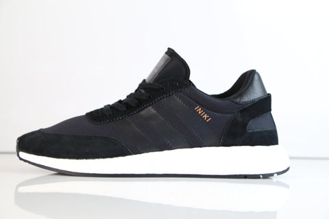 Adidas Boost Iniki Runner Black BB2100 (NO Codes)