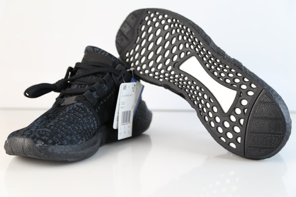 new style 55298 8fcd9 Adidas EQT SUPPORT Boost 93/17 Triple Black BY9512 | Zadehkicks