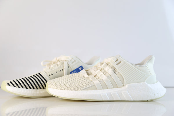 Adidas EQT Support Boost 93/17 Off White Black BZ0586