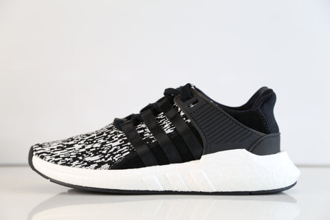 3e8b1b6a89ff8 Adidas EQT Support 93 17 Core Black White BZ0584