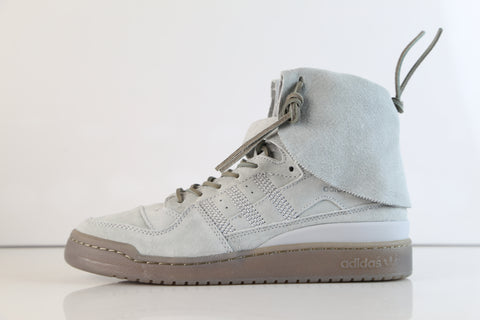 check out b6146 f1a7e Adidas Forum Hi Moc Stone Clay Grey Gum B27682