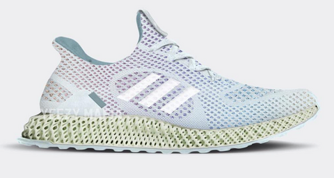 Adidas FutureCraft 4D Runner X Invincible Blue Tint 2018 PRE ORDER (NO Codes)