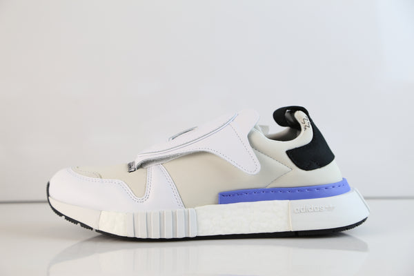Adidas Future Pacer Boost Cloud White Grey Core Black AQ0907
