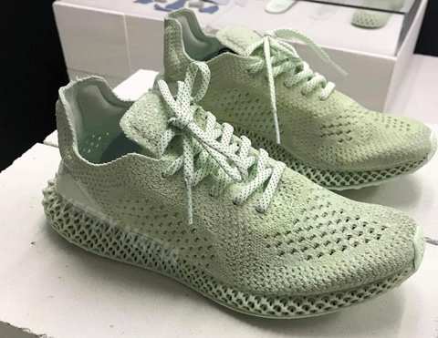 Adidas Futurecraft Arsham Future Aero Green PRE ORDER