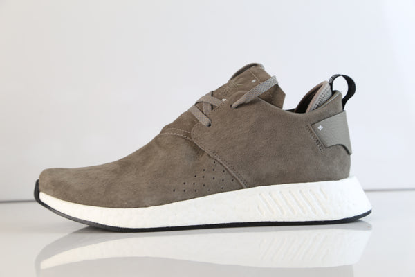 Adidas NMD Chukka C2 Suede Brown Black BY9913