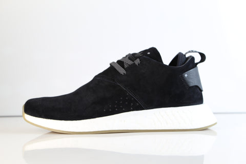 Adidas NMD Chukka C2 Suede Core Black Gum BY3011