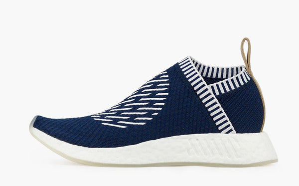 Adidas NMD City Sock 2 CS2 PK Collegiate Navy White Gum Ronin Pack BA7189