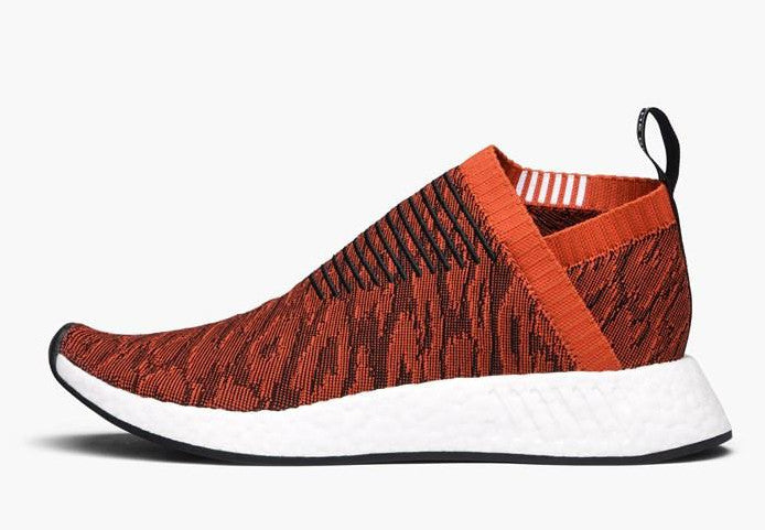 51e90bc8770 Adidas NMD City Sock CS2 Future Glitch Tiger Red BY9406